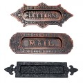Letter Plates/Mail Slots