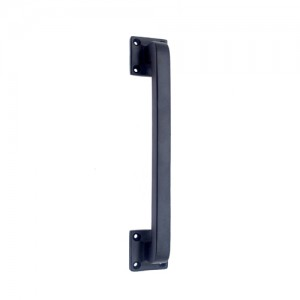 """Baara"" Black Antique Iron Door and Cabinet Pull"