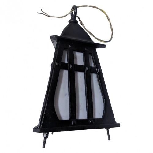 """Bathsheba"" Cast Iron Lamp"