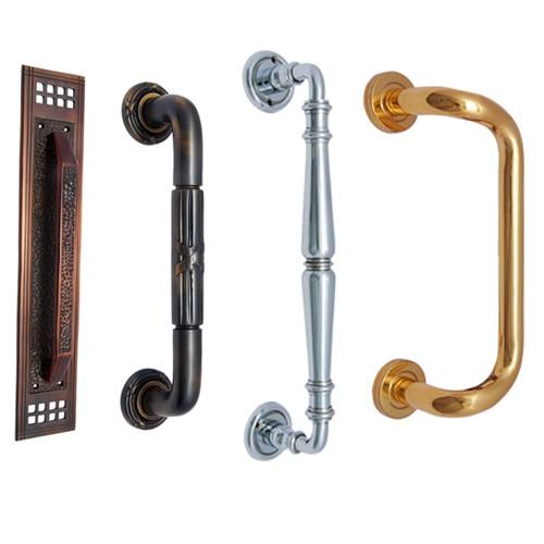 brass door pulls. brass door pulls