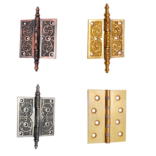 Brass Decorative Gate Hinges Manufacturer Wrought Iron