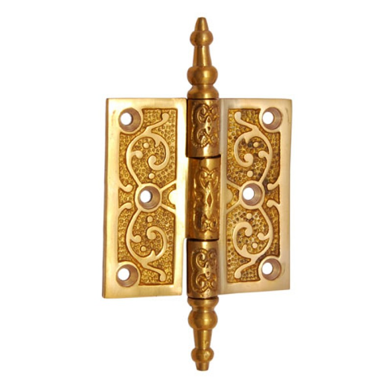 Best 2 1 2 Quot X 2 1 2 Quot Brass Decorative Hinges Adonai Hardware