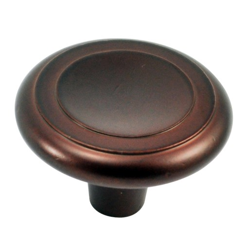 """Tiloh"" Silicon Bronze Cabinet Knobs"