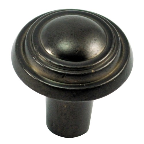 """Zerah"" Silicon Bronze Cabinet Knobs"