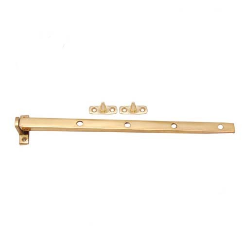 "11"" Brass Window Casement Stay"