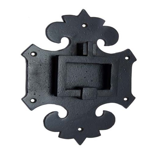 """Mnason"" Iron Door Knocker"