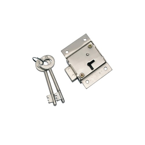 "2.50"" Universal Zinc Cupboard Locks"