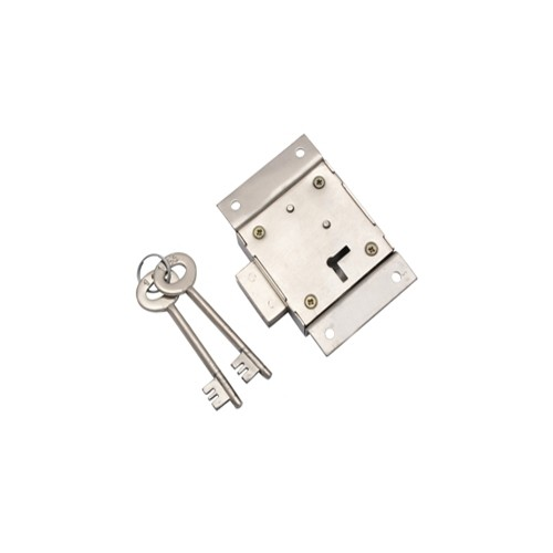 "4"" Universal Zinc Cupboard Locks"