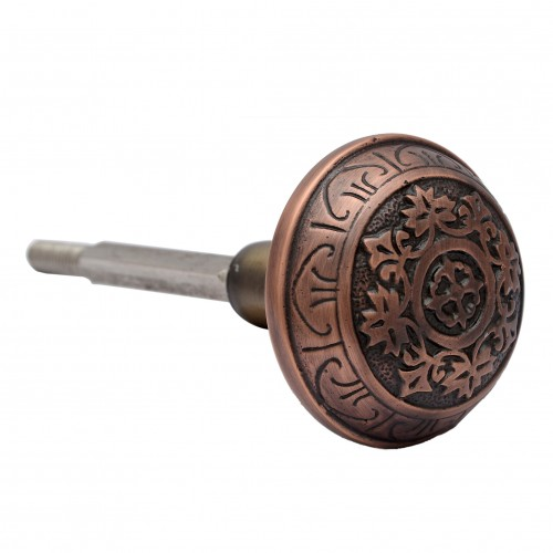 """Abdeel"" Brass Door Knob"