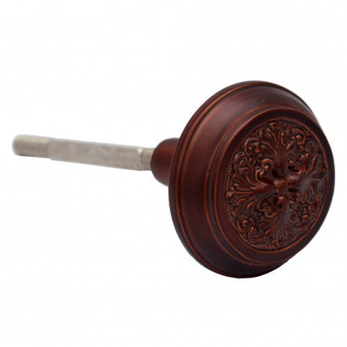"""Carshena"" Silicon Bronze Door Knob"