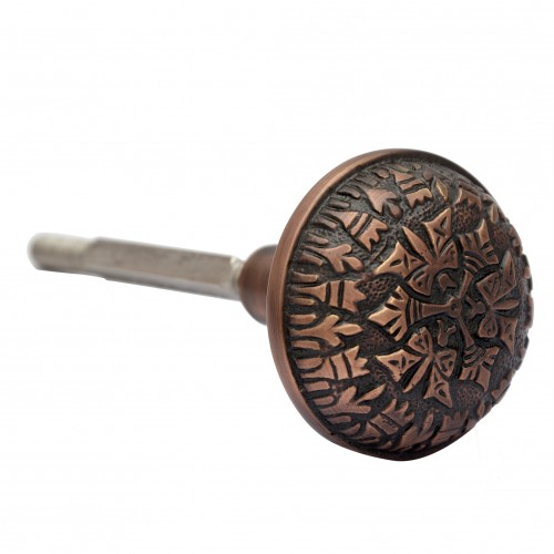 """Dabbasheth"" Brass Door Knob"