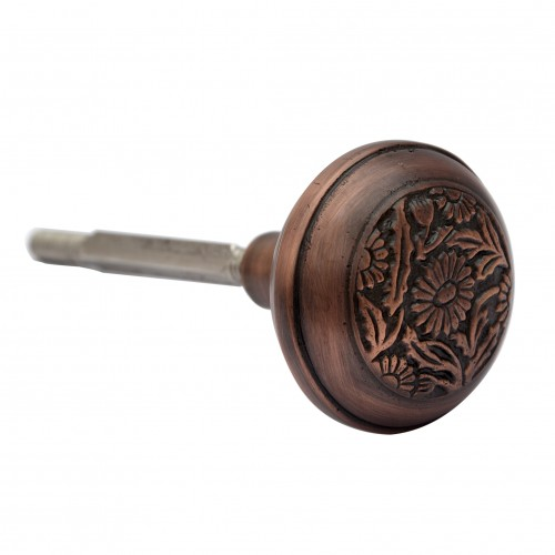 """Eden"" Brass Door Knob"