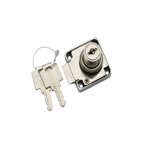"""Haruphite"" Latch Zinc Drawer Lock"