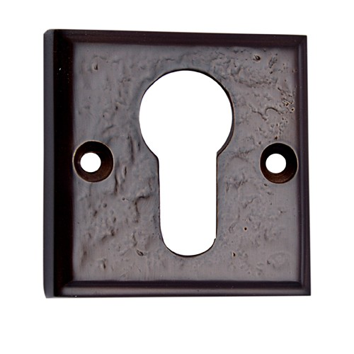 """Apphia"" Silicon Bronze Escutcheon"