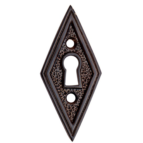 """Coos"" Silicon Bronze Escutcheon"