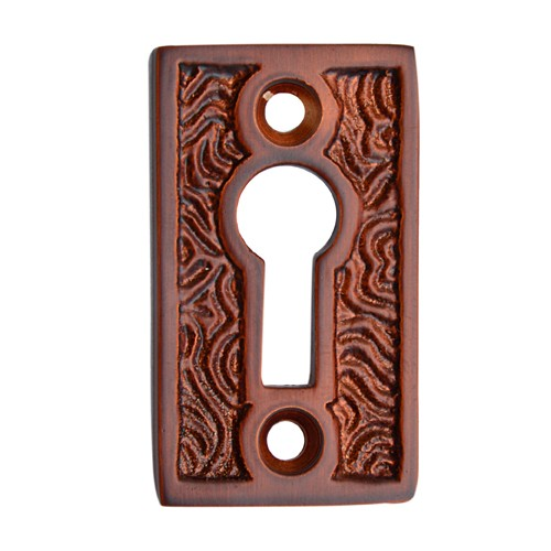 """Gimzo"" Silicon Bronze Escutcheon"