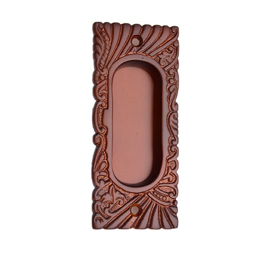 "98mm ""Hazaiah"" Silicon Bronze Decorative Flush Pull"