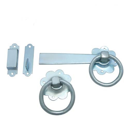 Plain Ring MS Gate Latch