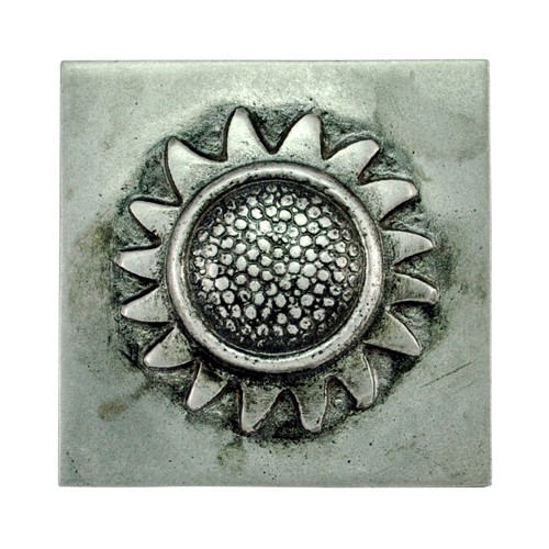 "2.50"" ""Sunflower"" Aluminium Wall Tiles"