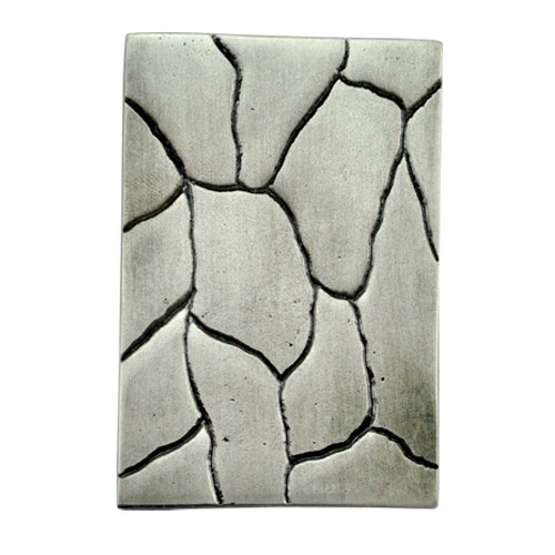 "2"" ""Cracked"" Aluminium Wall Tiles"