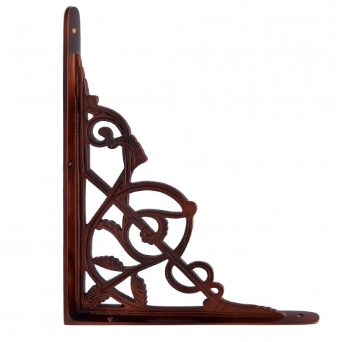 """Abiathar"" Silicon Bronze Shelf Bracket"
