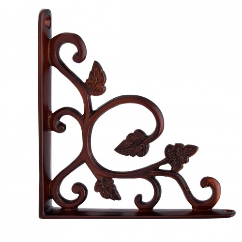 """Meshezaheel"" Silicon Bronze Shelf Bracket"